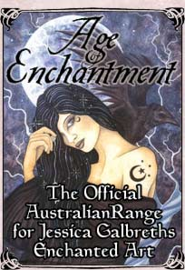 Age of Enchantment- Jessica Galbreths Enchanted Art