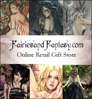 Fairies and Fantasy Art Online Print and Gift Shop
